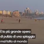 pulizia spiaggi Mumbai